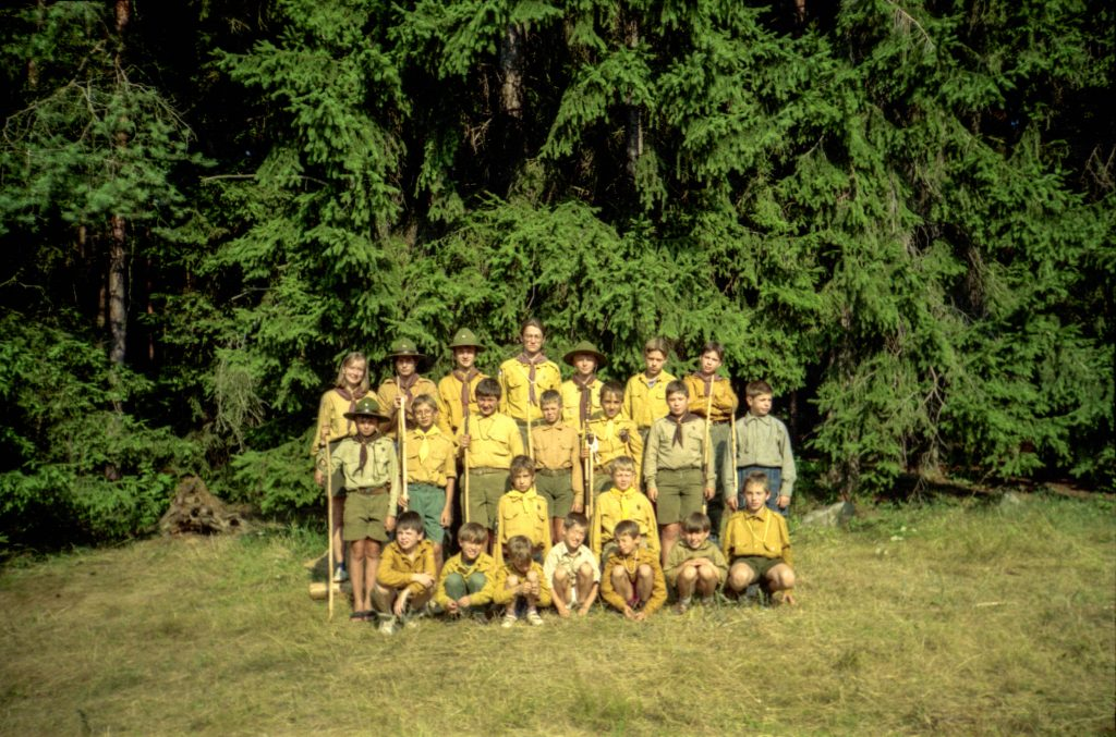 Tábor Letovy 1995