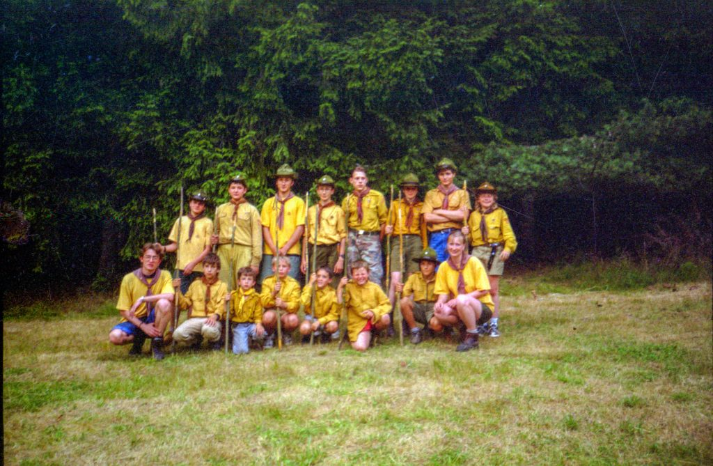 Tábor Letovy 1997