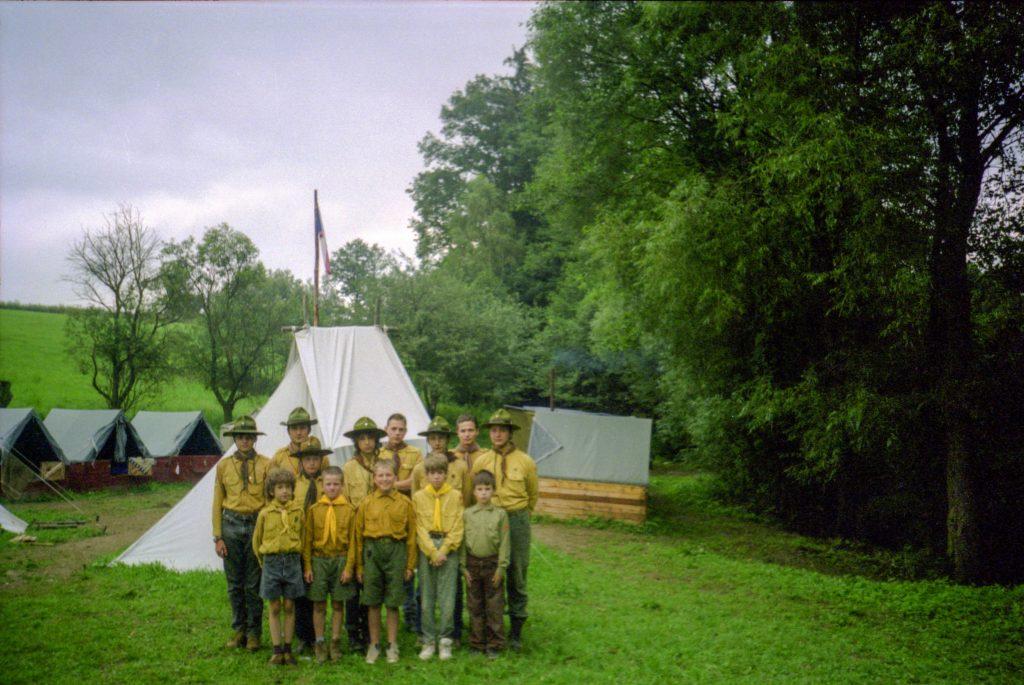 Tábor Mladá Vožice