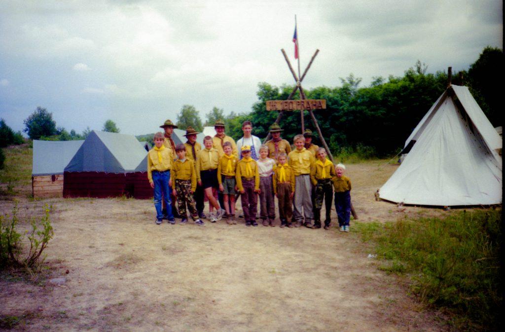 Tábor Zdechovice