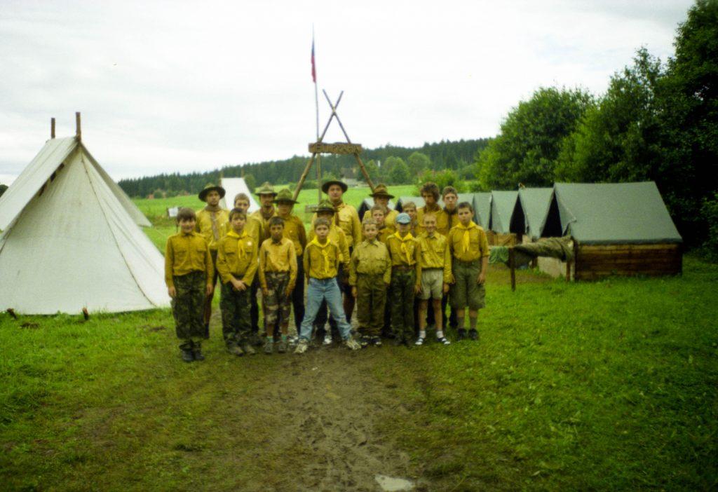Tábor Milíkov