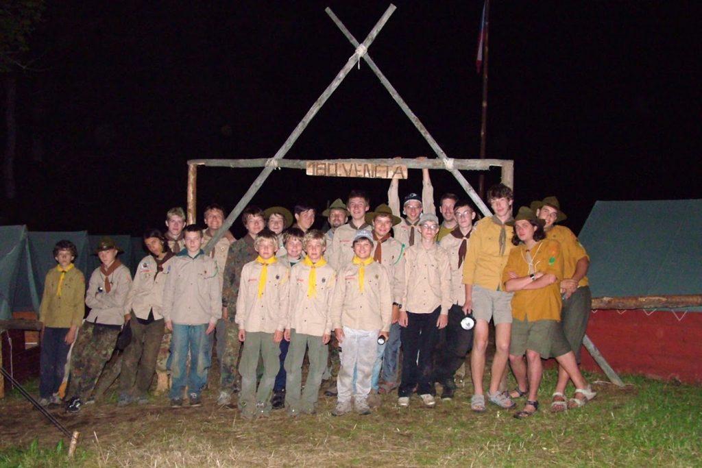 Tábor Pohoří na Šumavě