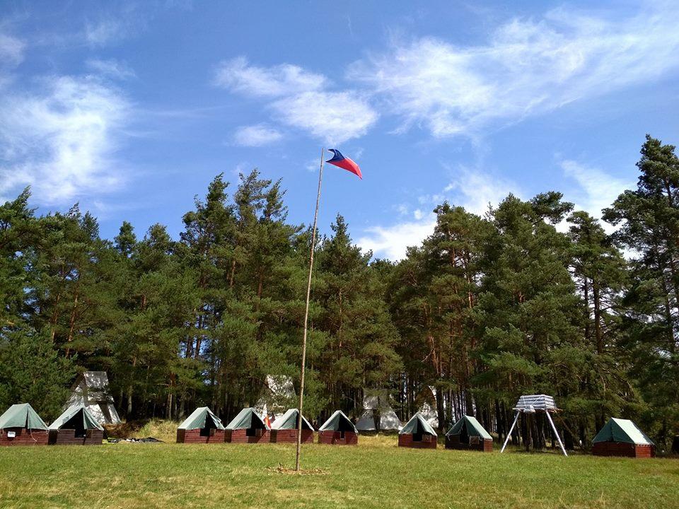 Tábor Chrást 2017