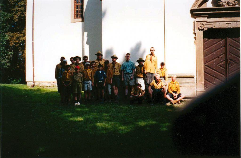 Tábor Buchlovice