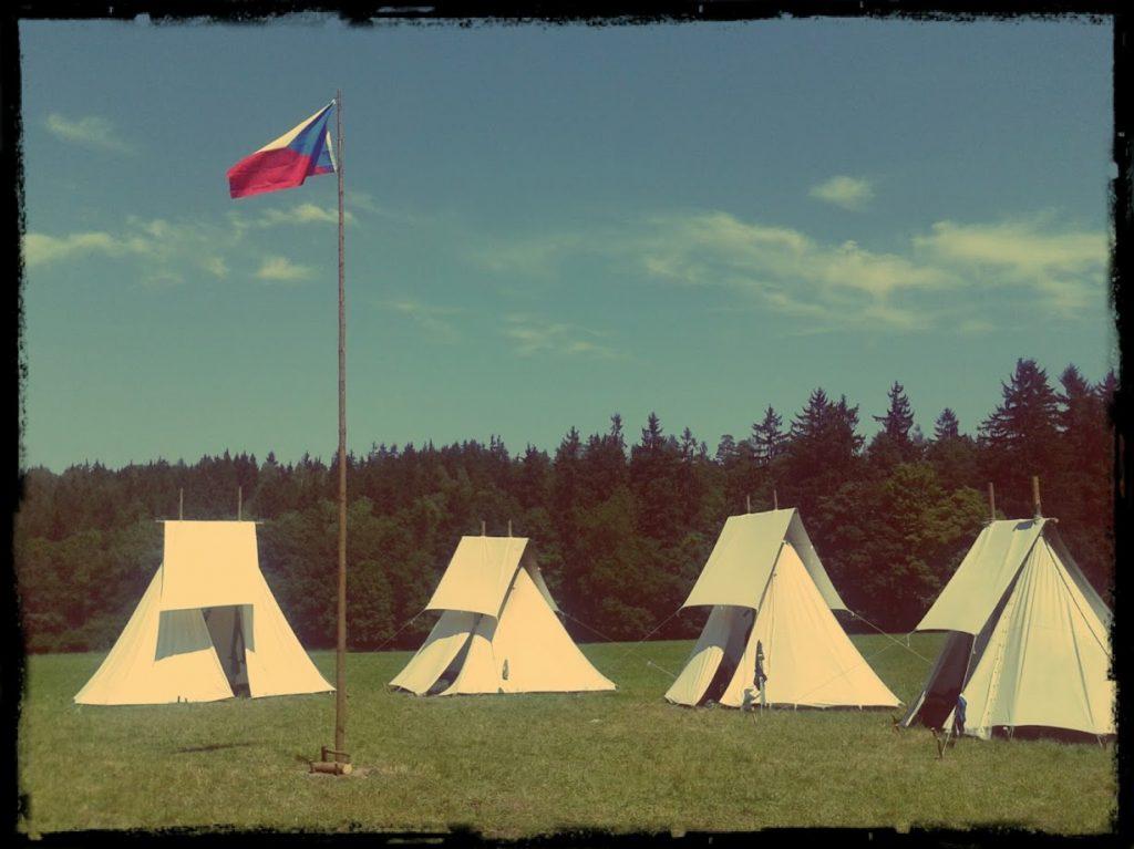 Tábor Kozí Hory 2012