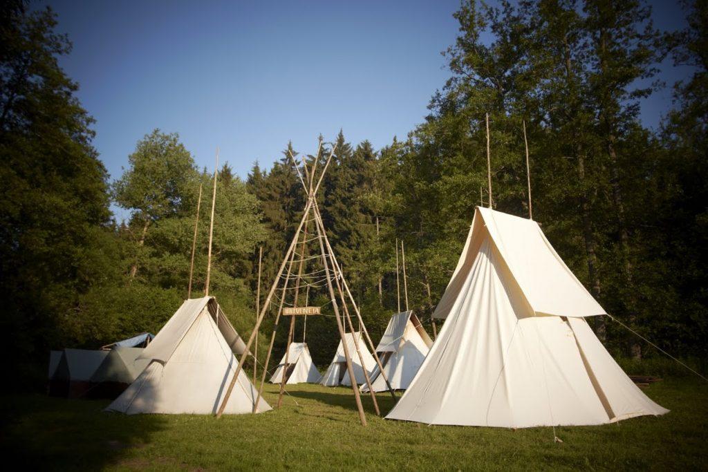 Tábor Červená Řečice