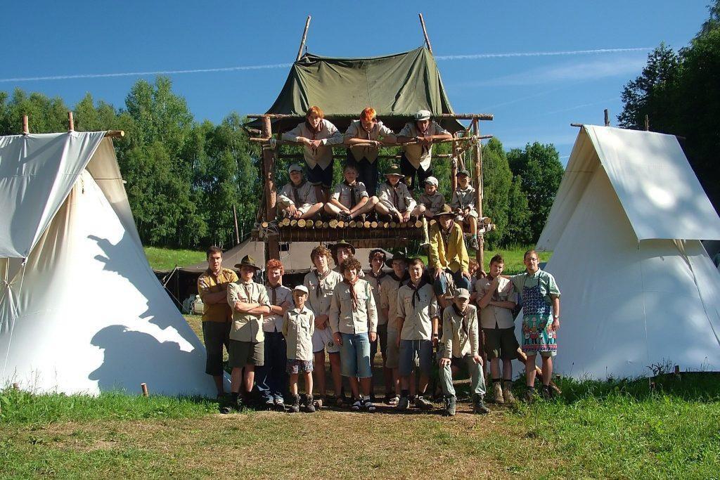 Tábor Chýstovice