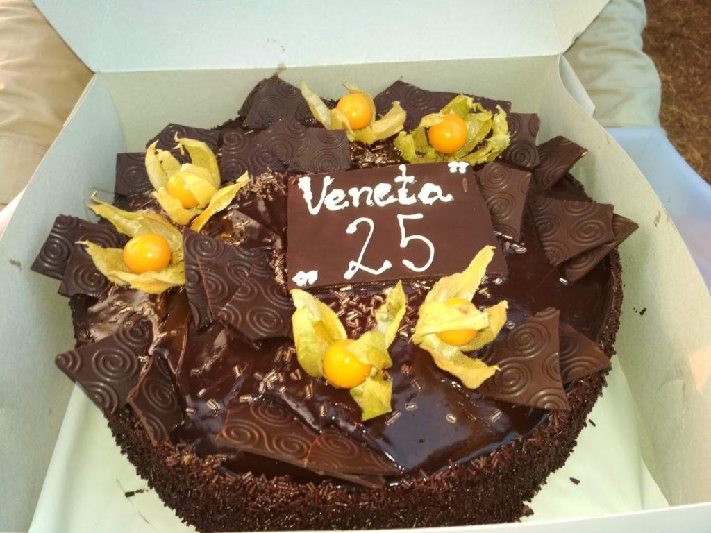 25 let oddílu Veneta